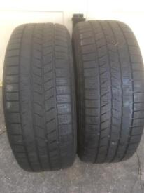 Land rover. Discovery 3 winter tyres 255/60R/18