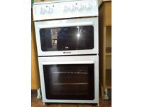 Hotpoint Creda Collection Electric White Cooker