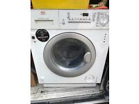Aeg integrated washer dryer
