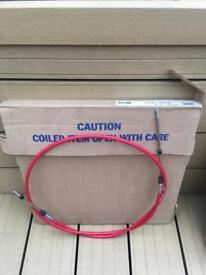2.0m Marine Push Pull Cable - 30C - NEW