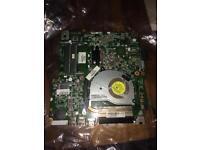 HP 15-N090SA MOTHERBOARD DAMAGED FOR PARTS