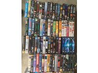 VHS films plus Philips recorder. First reasonable offer will be accepted.