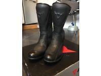 Dainese ladies motorbike boots