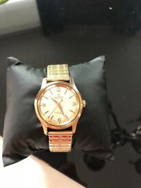 Vintage Gold Roamer men's watch