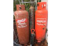 Large Gas Bottle