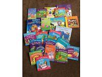 Bundle of child's pre school books