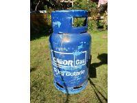 Blue Calor Gas Bottle 12 KG Butane Patio Heaters , BBQ, Cookers, South Manchester