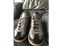 Adidas originals BW army shoes trainers utility black