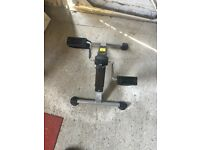 mini bike exercise pedals (new)
