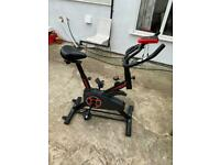 Spin bike as new condition