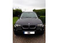 2006 BMW X3 2.0 d SE SUV 5dr Diesel Manual (150 bhp)