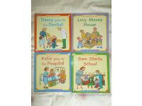 3 x FIRST EXPERIENCE BOOKS FOR CHILDREN
