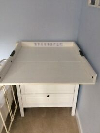 Sundvik Changing Table (white)