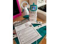 Angelcare baby monitor with sensor pad