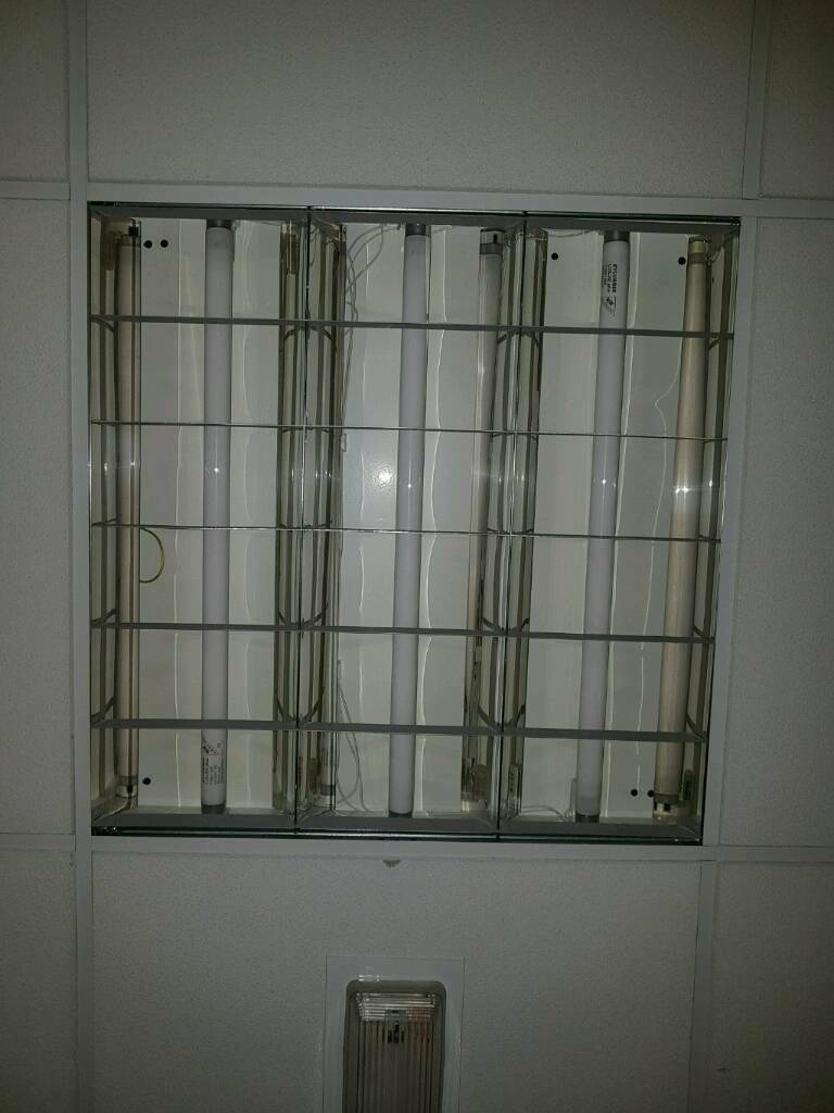 Suspended Ceiling Grid Modular Lights