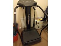 Fitness Vibration Plate Hardly Used