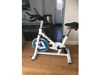 BodyMax B2 indoor exercise spin bike with LCD Monitor