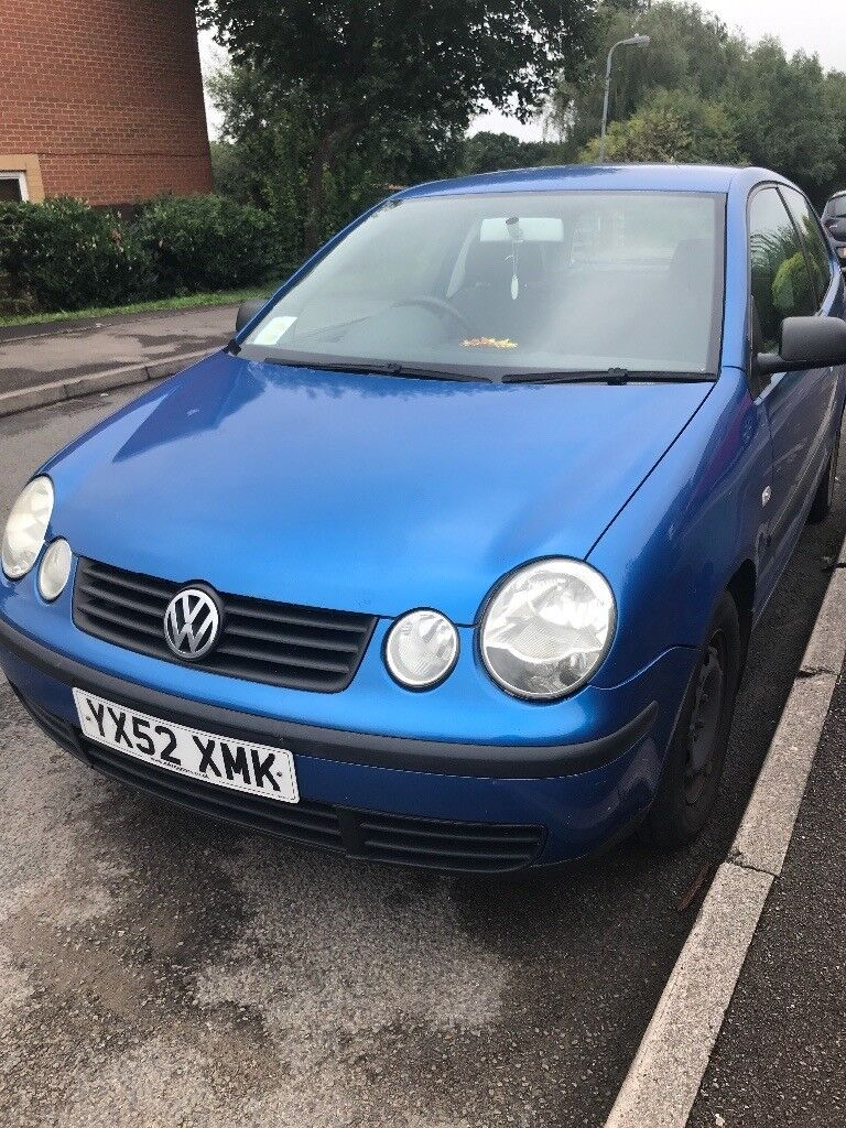 d5139443eee6 Car for sale - Volkswagen polo for spares or repairs   in Pontprennau ...