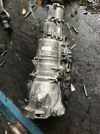 05 AUDI A6 3.0 DIESEL QUATTRO AUTO GEARBOX WORKING GOOD AND TESTED