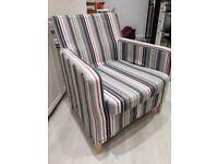IKEA Karlstad armchair