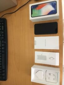Brand New Apple iPhone X 256GB Unlocked