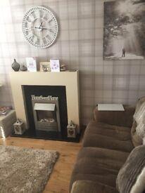 Homebase fireplace
