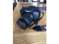 Canon EOS 550D DSLR Camera & 18-55mm Lens