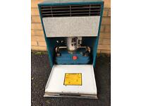 Paraffine heater