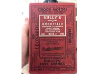 Kelly's directory of rochester