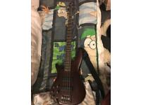 SR500L Ibanez Bass Guitar (Left handed)