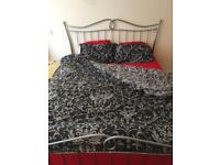 King size duvet and sheets set