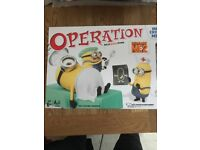 Operation Despicable Me 2 board game