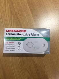 Kidde lifesaver carbon monoxide alarms