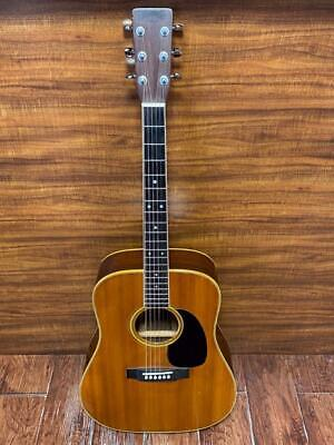 1973 MARTIN D-35 6 STRING ACOUSTIC GUITAR WITH ORIGINAL HARD CASE