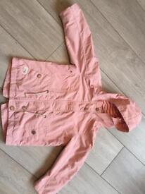 Lightweight girls jacket aged 3-4 from next