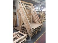 Highback Pallets - All In Good Condition + Stored Indoors