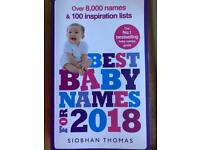 Best Names Book