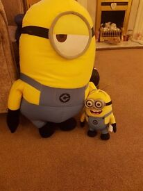 Toy minions