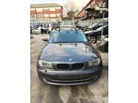 BMW 1 Series E87 breaking for parts