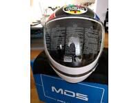 Motorcycle helmet MDS Sunjet