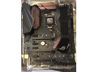 Asus strix z270f motherboard