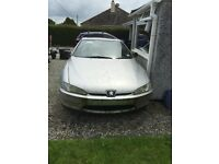 Peugeot 406 Coupe. Spares or repair.