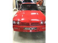 OPEL MANTA GTE HATCH BACK 2000CC VGC THROUGHOUT