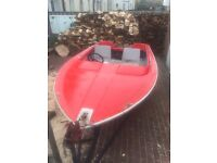project boat and trailer for sale in Glasgow