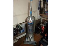 blue and silver vax air 3 pet hoover