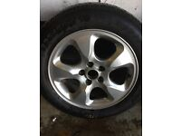 2 Jaguar Alloys for sale