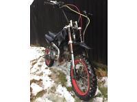 Stomp pitbike pit bike