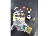 Lego 6950 mobile rocket transport