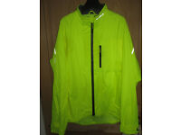 Altura Nevis II Men's Waterproof Jacket, Large, Yellow - Commuter Classic!