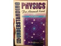 Understanding Physics for A Level. 4th Edition. Jim Breithaupt.